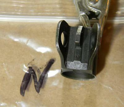 """M1 Carbine USGI -  Type 1 Front Sight -  Marked """"N"""" used by Inland, QHMC, IP, SG"""