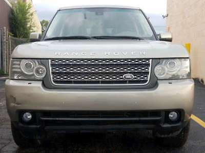 2010 Land Rover Range Rover HSE 2010 Land Rover Range Rover HSE 5.0 LUX