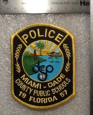 Miami-Dade  Police Department County Public Schools Florida  Patch