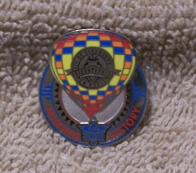 City Of Albuquerque New Mexico Tricentennial Making History Sunport Balloon Pin