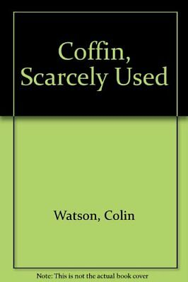 coffin scarcely used a flaxborough mystery