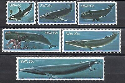 SOUTH WEST AFRICA 437-42 -MNH - CV $9.85 - Set