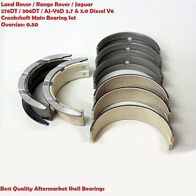 Land Rover Discovery 3 / Range Rover Sports 2.7 276Dt Tdv6 Main Bearing (0.50)