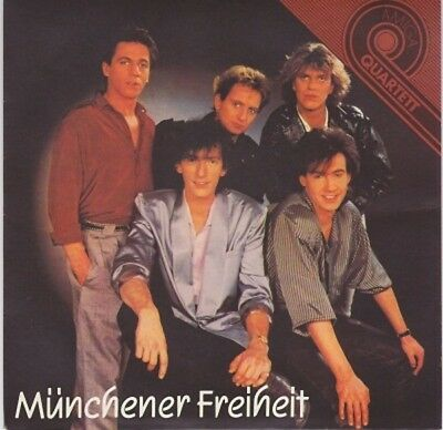 Münchener Freiheit Amiga Quartett Vinyl Single 7inch NEAR MINT Amiga