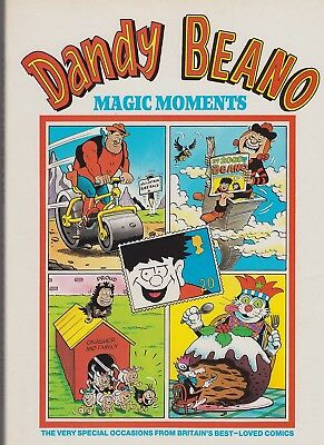 DANDY & BEANO  =  MAGIC MOMENTS  =  {1st D. C. THOMSON 1993}  =