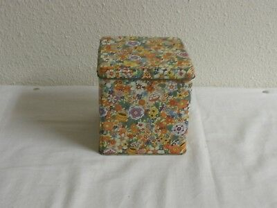 Old Designed by Daher Long Island NY Container Made in England Floral Designs