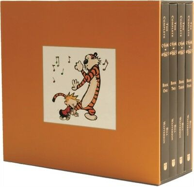 The Complete Calvin and Hobbes (Paperback), Watterson, Bill, 9781...
