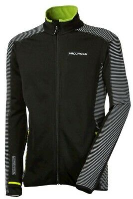 PROGRESS Sportjacke Tecnostretch Outdoor Thermojacke super Qualität aus Europa