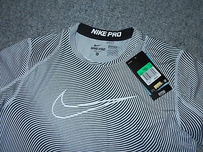 Nike Pro Dri-Fit New! Youth Boys Xl Fitted Compression Base Layer Shirt       B1
