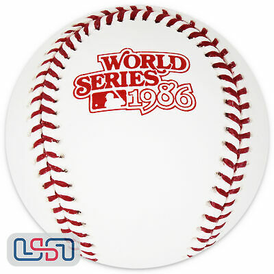 Rawlings 1986 World Series Official MLB Game Baseball New York Mets - Boxed