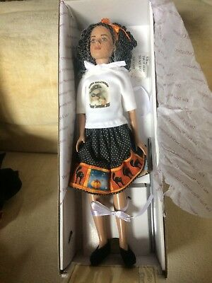 """Marley's Best Halloween"" Tonner Doll 2005 Tricks and Treats Convention Mass."