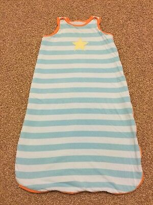 Mothercare Grobag Sleeping Bag Baby 6-18 Months Travel 2.5 Tog Autumn Winter