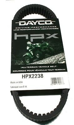 DAYCO XTX HIGH Performance Drive Belt: Replacement to Arctic Cat