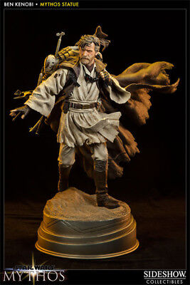 Ben Kenobi – Mythos Polystone Statue by Sideshow Collectibles *Unopened*