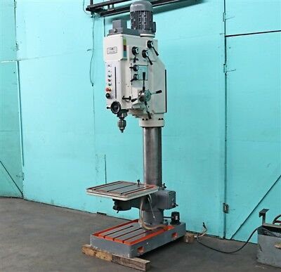 Wilton 33″ Direct Drive Round Column Drill Press with Mechanical Clutch, 2380