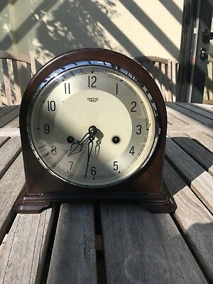 SMITHS bakelite chiming mantle clock