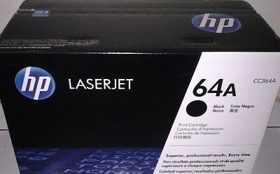 NEW HP CC364A 64A Toner Cartridge P4015 GENUINE!
