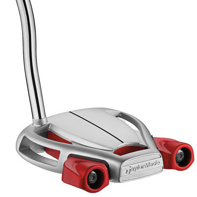 New Taylormade Spider Tour Platinum Putter - Choose Length LH/RH