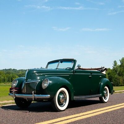 1939 Ford Other Deluxe Roadster Sedan 1939 Ford Deluxe Roadster Sedan