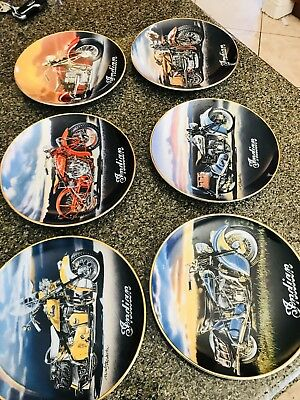 Royal Doulton Indian Motorcycle Collectable China