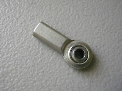 Stainless 1/4 inch rod end place diverter Morse shift cable Berkeley jet pump