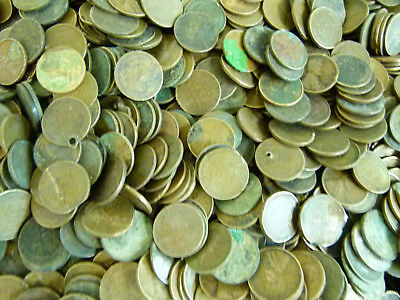 Unsearched -- 5 Lbs Of  Wheat Penny CULLS