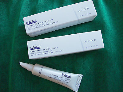Avon Original Nail Experts ADVANCED Mira-Cuticle Vanishing Complex Lot of 3 New