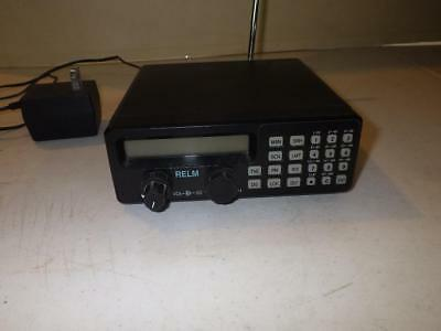 Relm Scanner Radio Works  Low $ Price