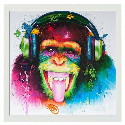 Unframed Orangutan Oil Painting Picture Modern Art Canvas Print Home Wall Decor