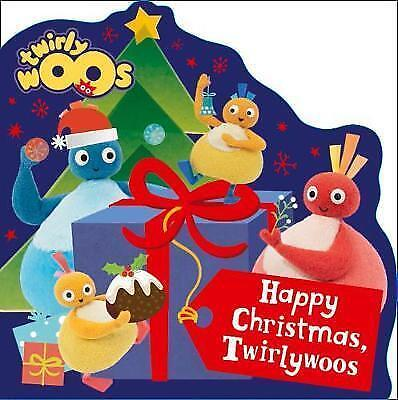 Happy Christmas, Twirlywoos! (Twirlywoos) by , NEW Book, FREE & Fast Delivery, (