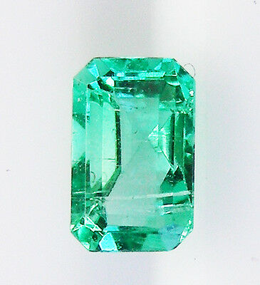 3.00ct!! NATURAL COLOMBIAN EMERALD NATURAL COLOUR +CERTIFICATE AVAILABLE