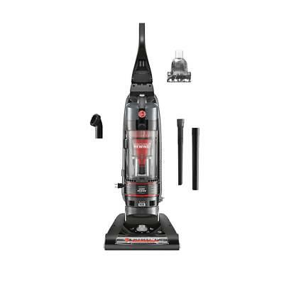 Hoover WindTunnel 2 Rewind Bagless Upright Vacuum Cleaner in Black-UH70821PC