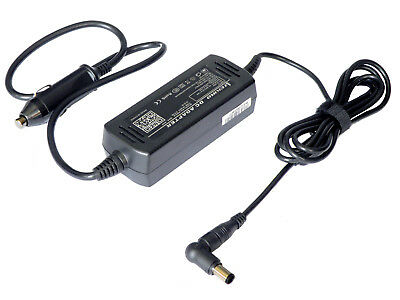 AUTO CAR CHARGER for Dell Latitude 12 7280, 14 5490 7480, 15 3580 5580 5590