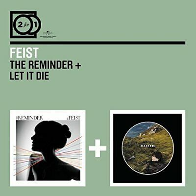 Feist - Reminder/Let It Die - Feist CD 42VG The Fast Free Shipping