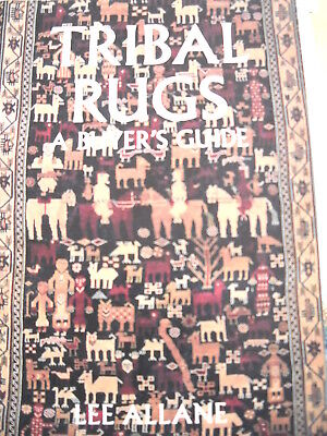 TRIBAL RUGS a buyer's guide isbn 0500278970