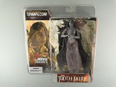 Actionfigur McFarlane Movie Maniacs Series 5 The Tooth Fairy (Mouth closed) OVP