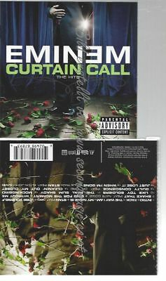 Cd--Eminem--    Curtain Call: The Hits [Explicit]