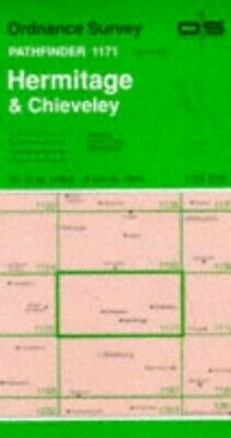 Pathfinder Maps: Hermitage and Chieveley... by Ordnance Survey Sheet map, folded