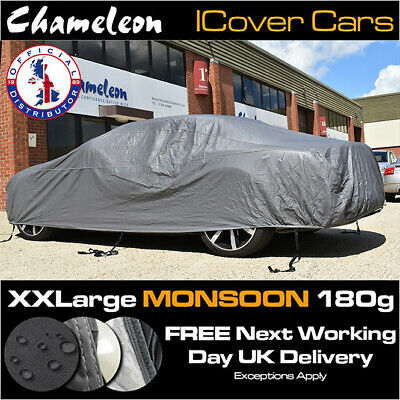 PREMIUM Car Cover XXL Waterproof, UV Protection, Heavy Duty, Double Stitched
