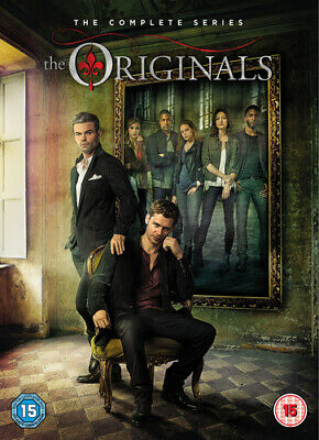 The Originals: The Complete Series DVD (2018) Joseph Morgan ***NEW***