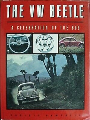 Volkswagen Beetle: Celebration Of The Vw Bug, Big 1990 Book
