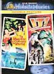Monster Tha Challenged The World/it Terror From Beyond Space (Dvd) New