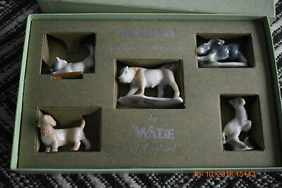 Wade Whimsies Original Boxed Set No.2 from 1950s