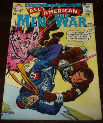 1964 Men of War No.103 (DC Comics) see both images