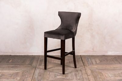 Velvet Seat Bar Stools French Style Bar Stools In 5 Colours