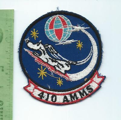 US Air Force USAF  410th Airborne  Missile Maintenance Squadron   patch