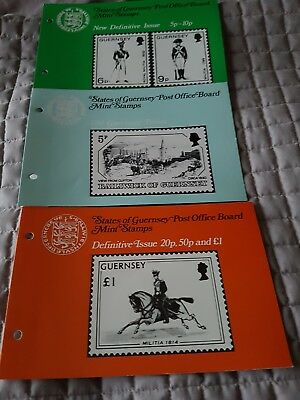 guernsey mint stamps