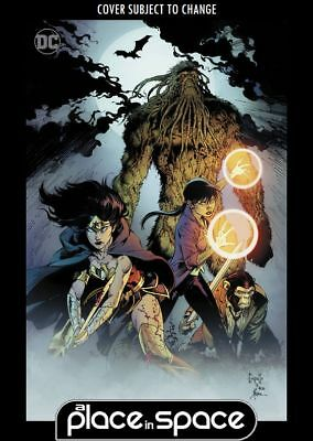 Justice League Dark, Vol. 2 #4B - Capullo Variant (Wk42)