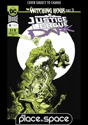 Justice League Dark, Vol. 2 #4A (Foil) (Wk42)