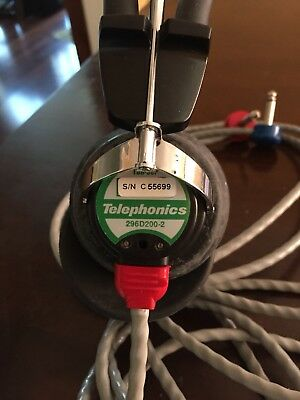 TDH 50 Headset for GSI 61 Clinical Audiometers